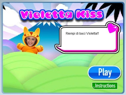 giochi, violetta, disney channel